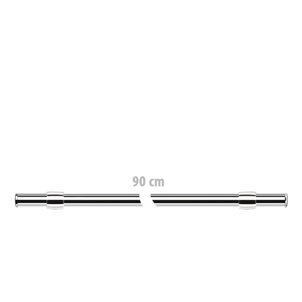 Reling kuchenny stalowy 90 cm Tescoma